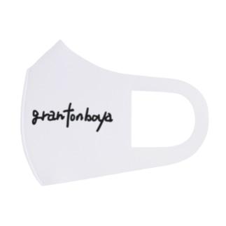 grantonboya Full Graphic Mask