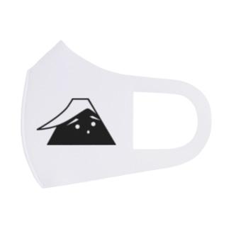 ふじこ Full Graphic Mask