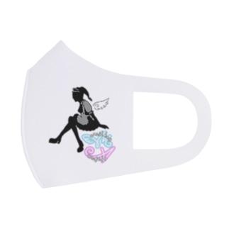 ミルキちゃん(仮) Full Graphic Mask
