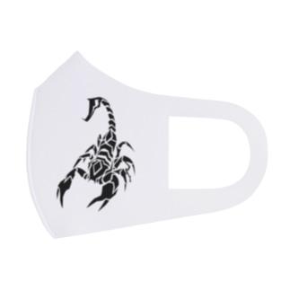 蠍・SAI/ブラックB Full Graphic Mask