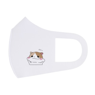 もちハム Full Graphic Mask