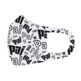 ILLUST - PAI Full Graphic Mask