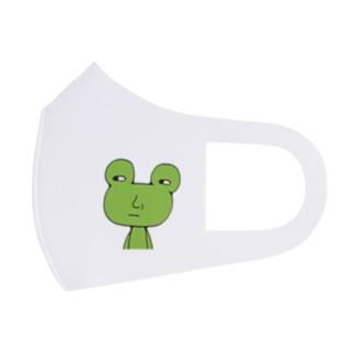 フロッグフラッグ Full Graphic Mask
