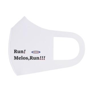 メロス3 Full Graphic Mask