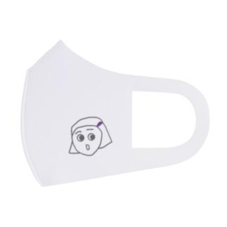 しまちゃん Full Graphic Mask