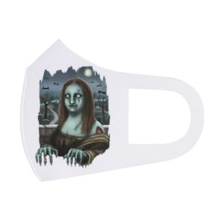 ゾンビなモナ Full Graphic Mask