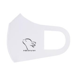nekonyan(ねこにゃん) Full Graphic Mask
