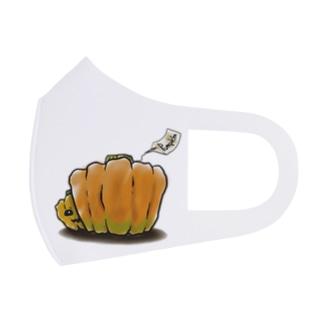 Pumpkin! Full Graphic Mask