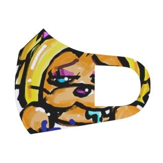 rino+アムロ大尉 Full Graphic Mask