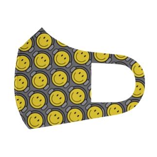 nicetimeドット② Full Graphic Mask