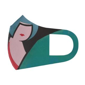 'Night Cap' Full Graphic Mask