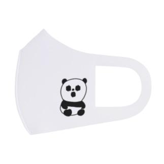 ホラーパンダくん Full Graphic Mask