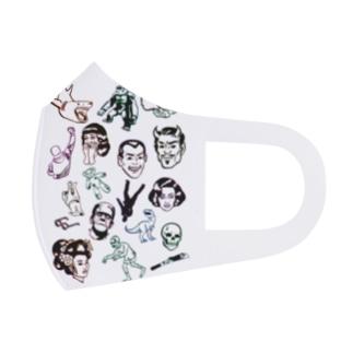 Movie 1 Full Graphic Mask
