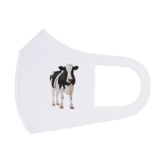 STYC MILK COW Full Graphic Mask