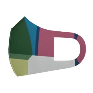 'Spoilt for choice' - 9 Full Graphic Mask