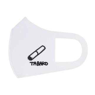 タバコ Full Graphic Mask