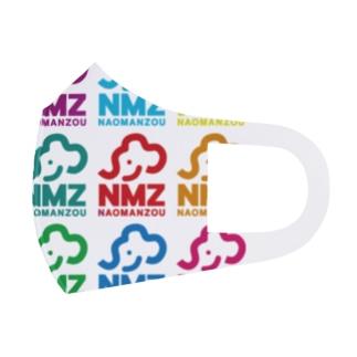 NAOMANZOU(レインボー) Full Graphic Mask