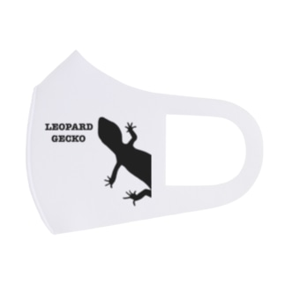 leopardgecko Full Graphic Mask