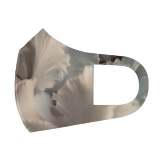 シクラメン Full Graphic Mask