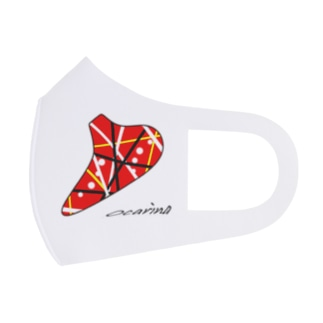 ocarinaマスク Full Graphic Mask