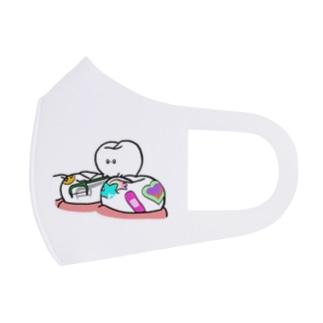 デンタルクリニック小竹 Full Graphic Mask