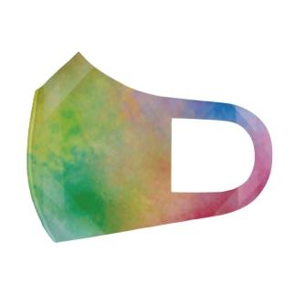 概念 Full Graphic Mask