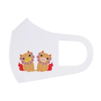 しーさー Full Graphic Mask