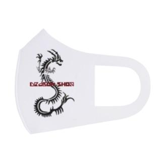 Dragon SHOPロゴ Full Graphic Mask