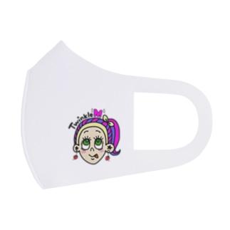 M Full Graphic Mask