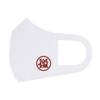🌴生活藝人田中の応援グッズ🌴マル微の Full Graphic Mask
