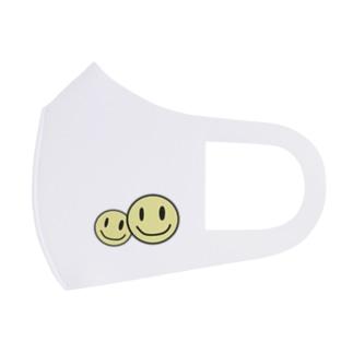 にこちゃん2 Full Graphic Mask