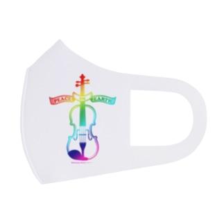 ゲーミングバイオリン Full Graphic Mask