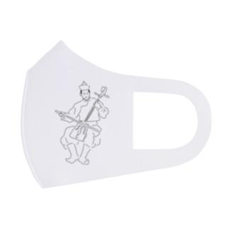 おしゃれモンゴル Full Graphic Mask