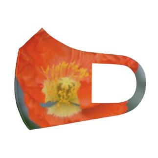 華やかに! Full Graphic Mask