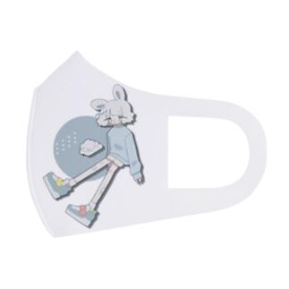 romu Full Graphic Mask