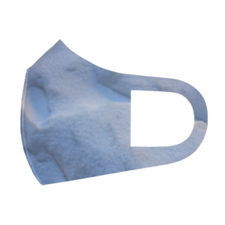 snow Full Graphic Mask
