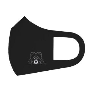 イッヌ Full Graphic Mask