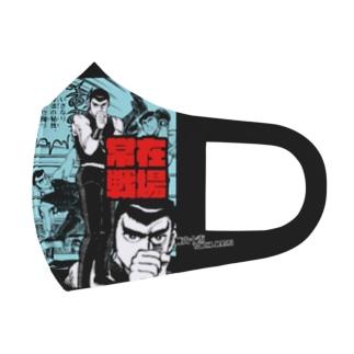 闘翔ボーイマスク Full Graphic Mask