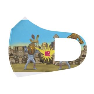 エジプトパニック! Full Graphic Mask