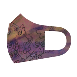 春の夢マスク Full Graphic Mask