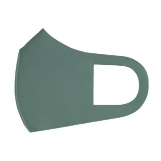 山藍摺 Full Graphic Mask