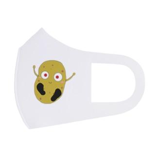 じゃがいもくんマスク Full Graphic Mask