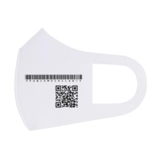 コード Full Graphic Mask