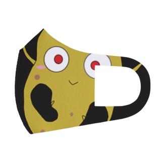 じゃがいもくんマスク阿修羅 Full Graphic Mask