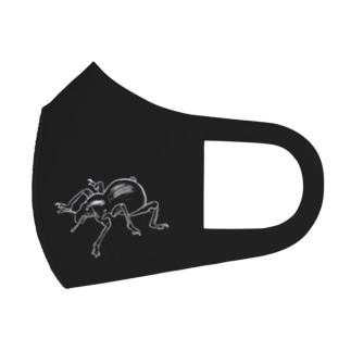 鉄アレイマスク Full Graphic Mask