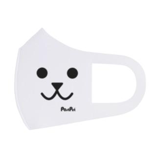 モモどーん Full Graphic Mask