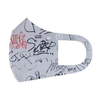 グラフティ マスク Full Graphic Mask