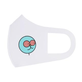 未確認生物マスク Full Graphic Mask