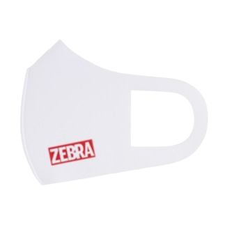 ZEBRA Full Graphic Mask