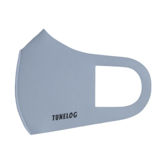 TUNELOG ロゴマスク Full Graphic Mask